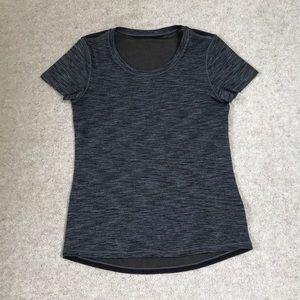 Lululemon mesh back T-shirt